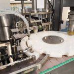 200ml 500ml 병 채우는 장비 / 자동적 인 액체 채우는 장비