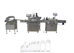 304 스테인리스 전자 액체 충전물 기계