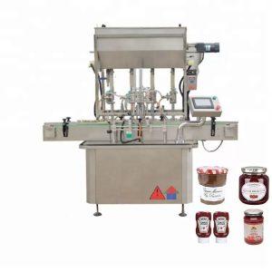 304 스테인리스 꿀 충전물 기계