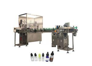 3kw 자동적 인 전자 액체 충전물 기계