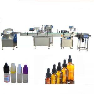 5-30 ml 충전량 향수 충전물 기계