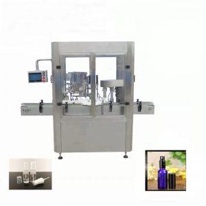 알루미늄 작은 유리 병 살포 병 충전물 기계