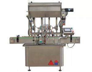 CE 표준 소스 페이스트 병 충전물 기계