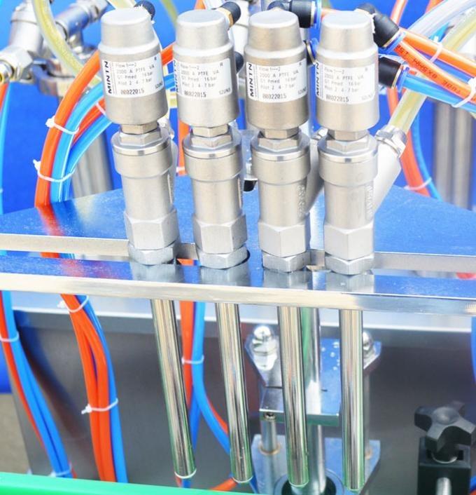 유리 병 자동적 인 액체 충전물 기계