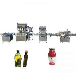 PLC 제어 정유 충전물 기계