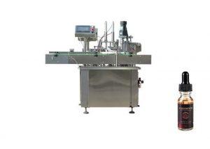 연동 펌프 전자 액체 충전물 기계