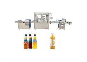 피스톤 펌프 자동 액체 충전 기계