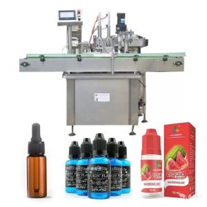 시멘스 PLC 통제 기름 병 충전물 기계