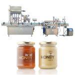 조제약 / 화장품 산업에서 사용되는 스테인리스 피스톤 자동적 인 액체 충전물 기계